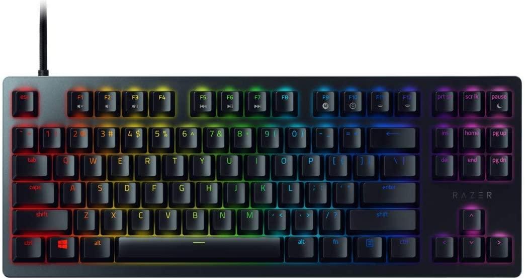 Razer Huntsman Tournament Edition - Linear Optical Switch 英語US配列 リニア触感 テンキーレス RZ03-03080100-R3M1