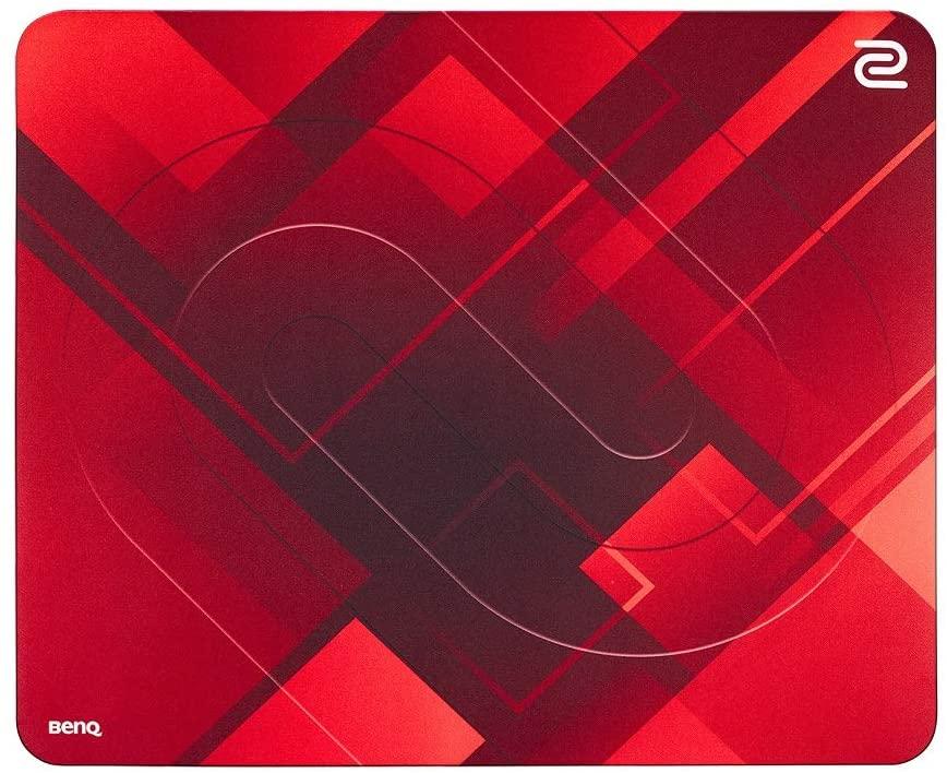 BenQ ZOWIE ゲーミングマウスパッド G-SR-SE red