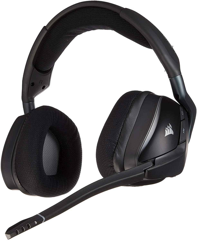 Corsair VOID PRO RGB Wireless -Carbon-  SP760 CA-9011152-AP