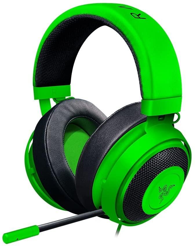 Razer Kraken Pro V2 Green Oval ゲーミングヘッドセット RZ04-02050600-R3M1