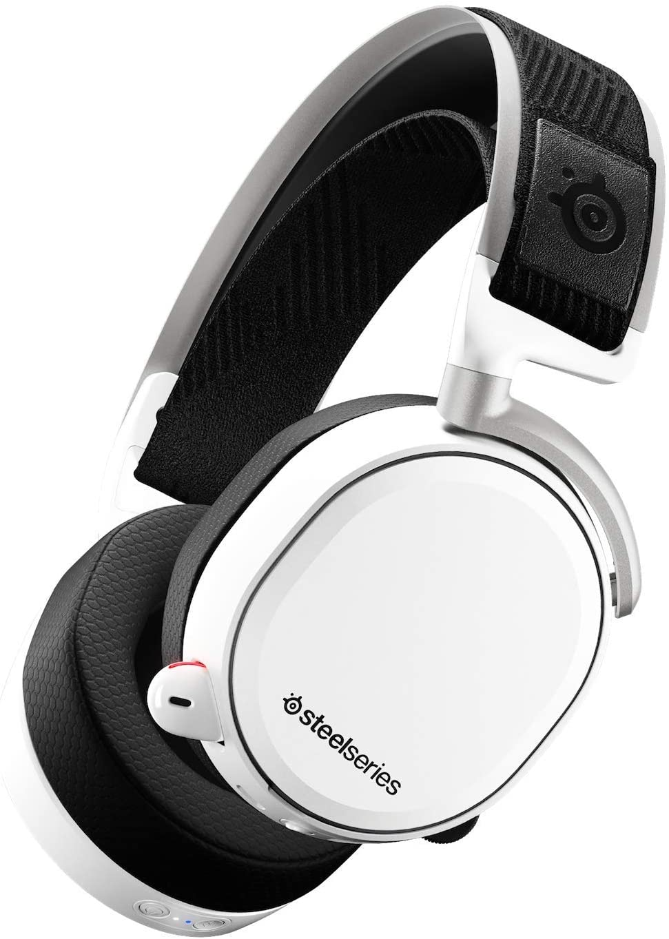 SteelSeries Arctis Pro Wireless 7.1chサラウンド (ホワイト)