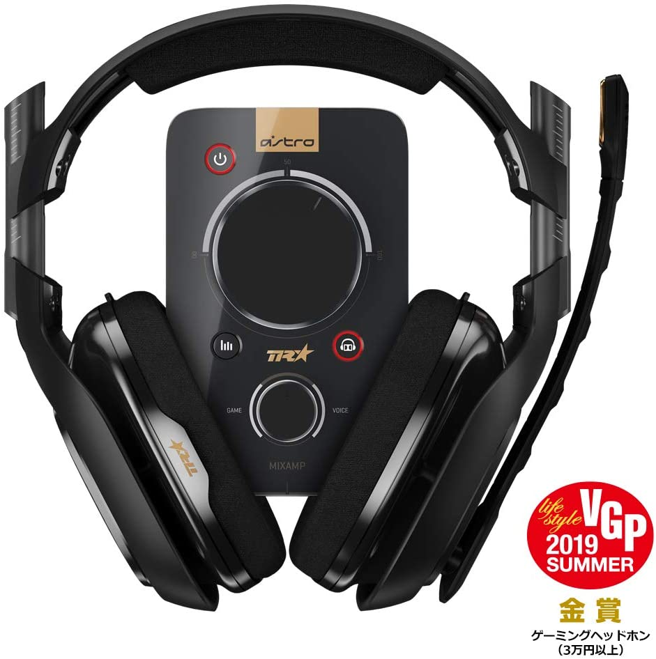 Astro ゲーミングヘッドセット A40TR-MAP Dolby 7.1ch 3.5mm usb A40 TR MixAmp TR
