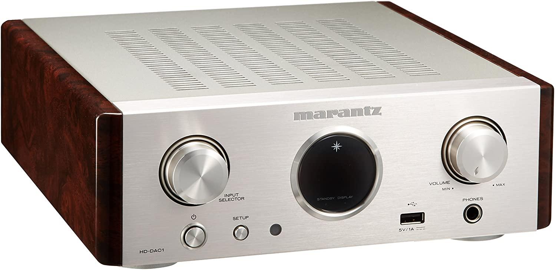 Marantz HD-DAC1 ヘッドホンアンプ HD-DAC1/FN