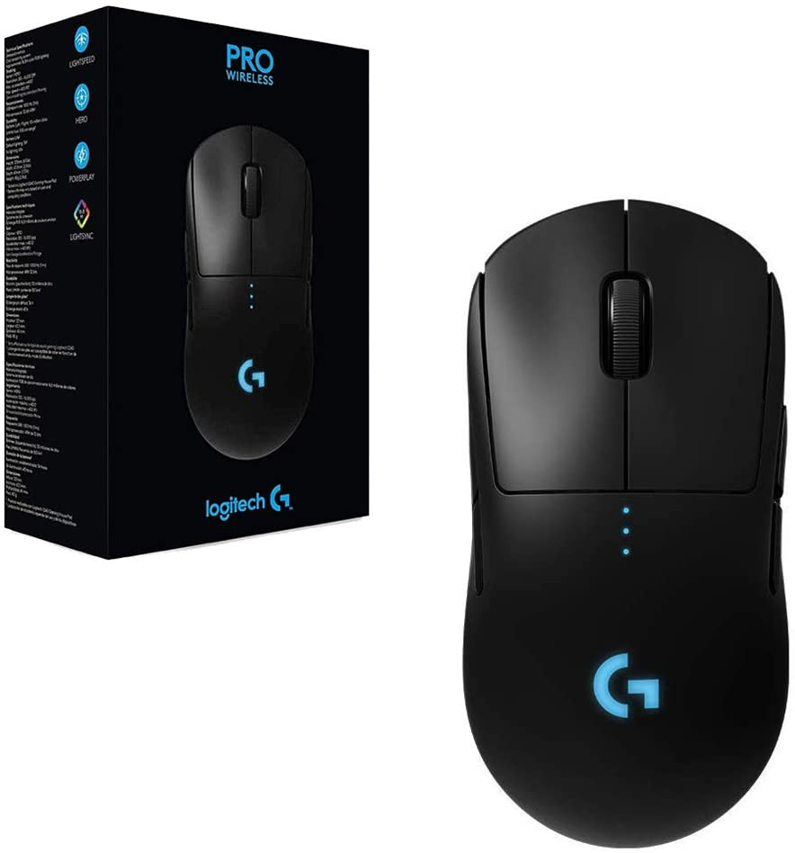 Logitech G Pro Wireless Mouse LIGHTSPEED